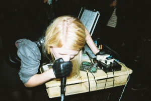 Pharmakon, Sonoran Pop Festival.