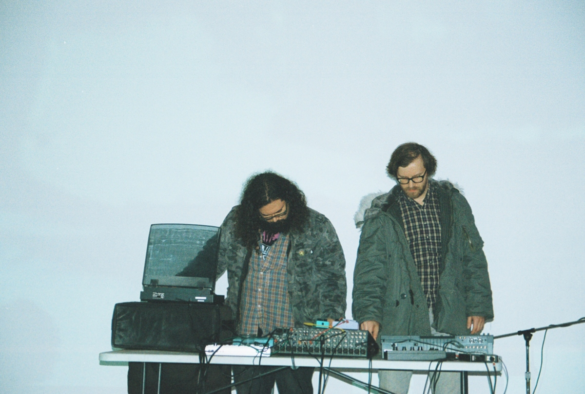 Anti-Civilization Mask, Sound and Vision After the End of the World.
