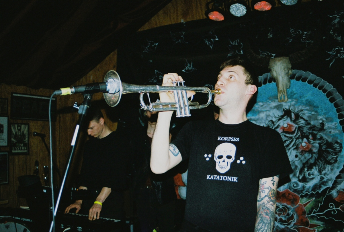 Sean Ragon (Cult of Youth), Performing with VÅR, Sacred Bones 5-Year Anniversary.