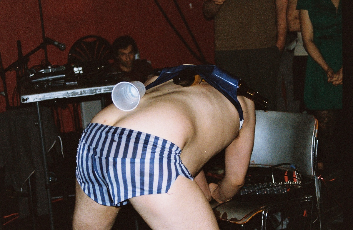 Lazer Slut