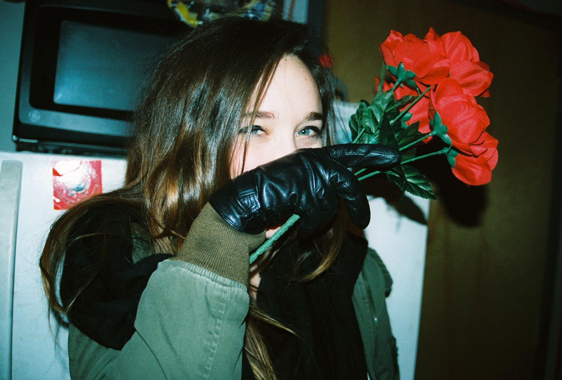 Nina Hartmann, my funny valentine.