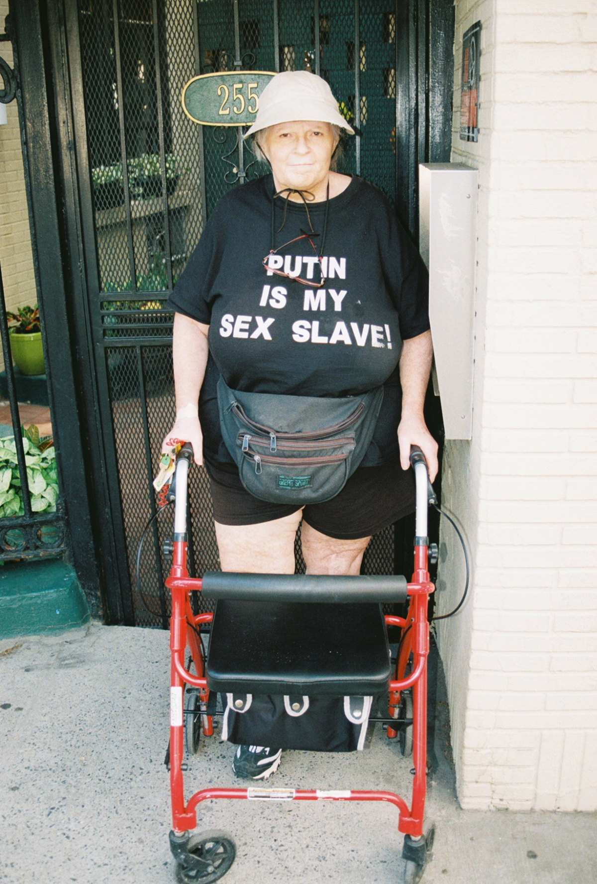"""Putin is my sex slave"""