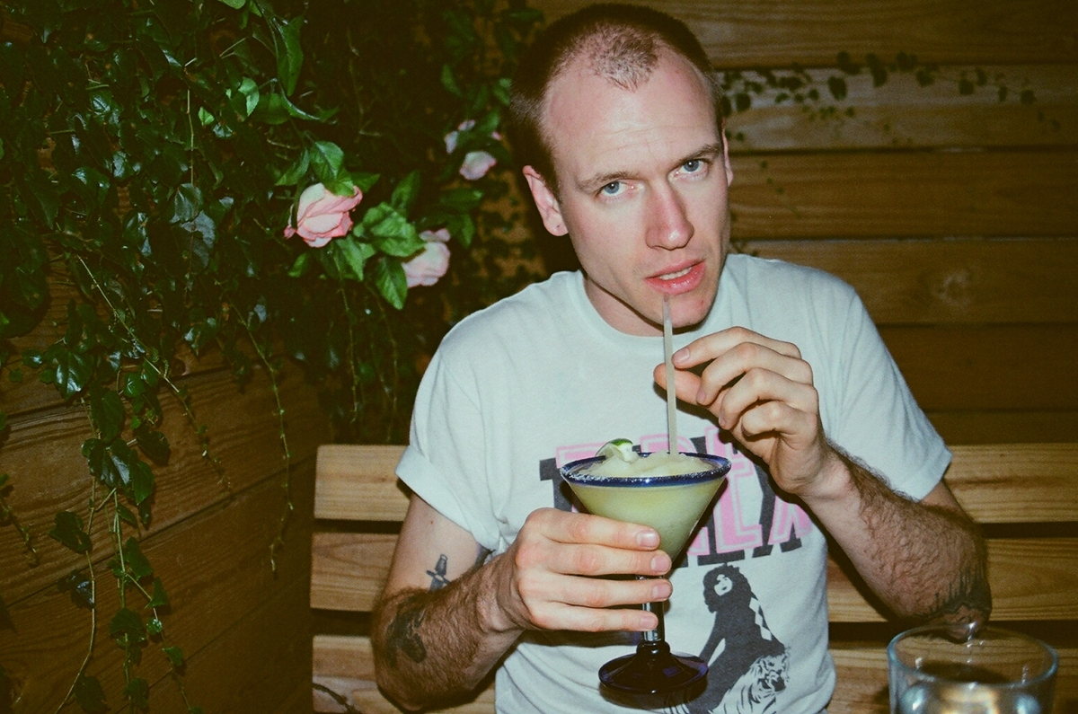 Daniel Stewart @ Mexico 2000.