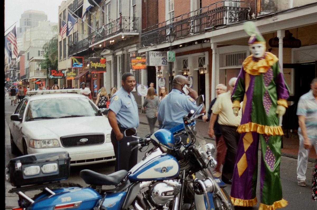 Mardi Cops